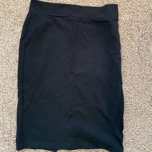 Charlotte Russe pencil skirt size M